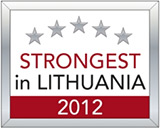 Strongest in Lithuania 2011